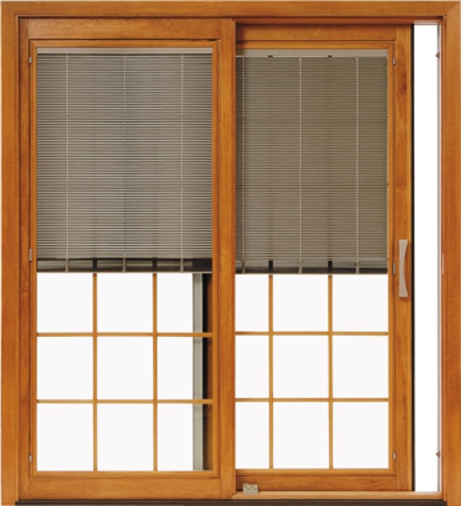 Pella Sliding Door With Blinds InsidePella Sliding Door With Blinds Inside