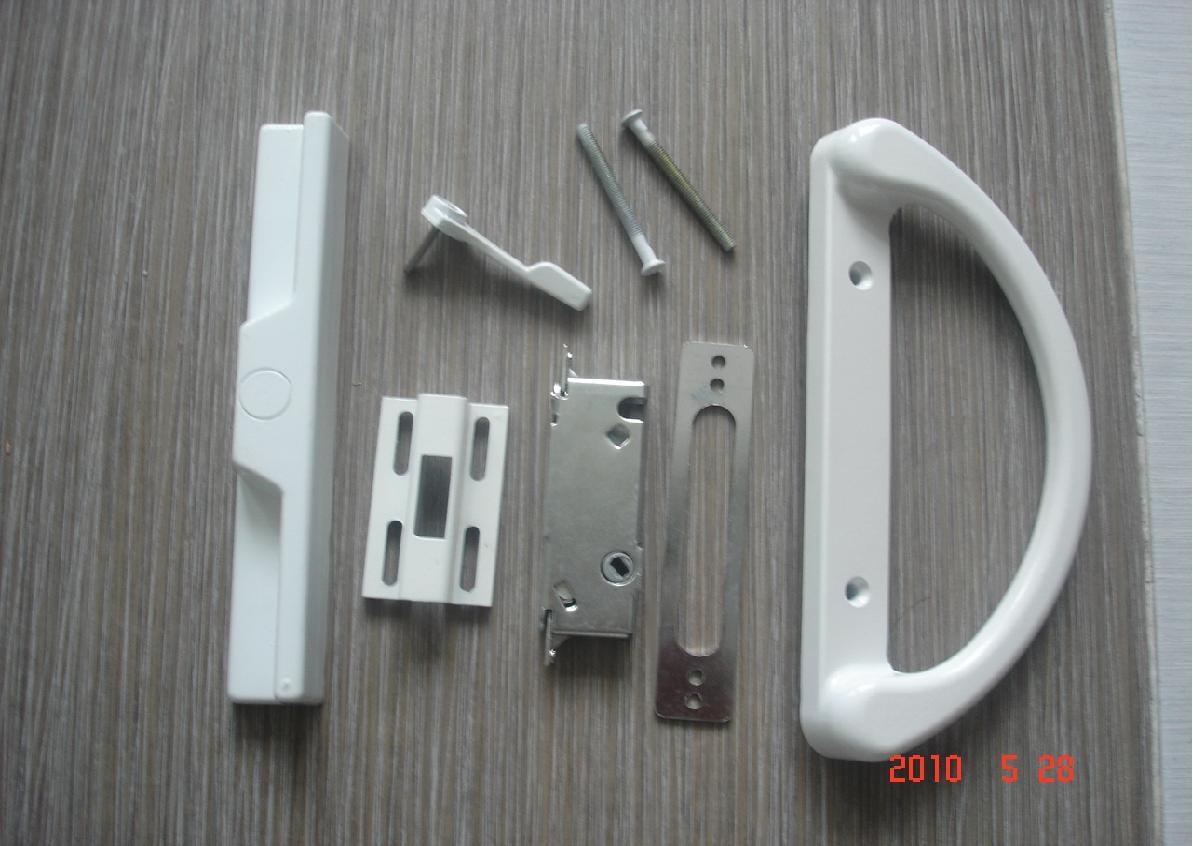 Pella Sliding Patio Door Handle With Lock