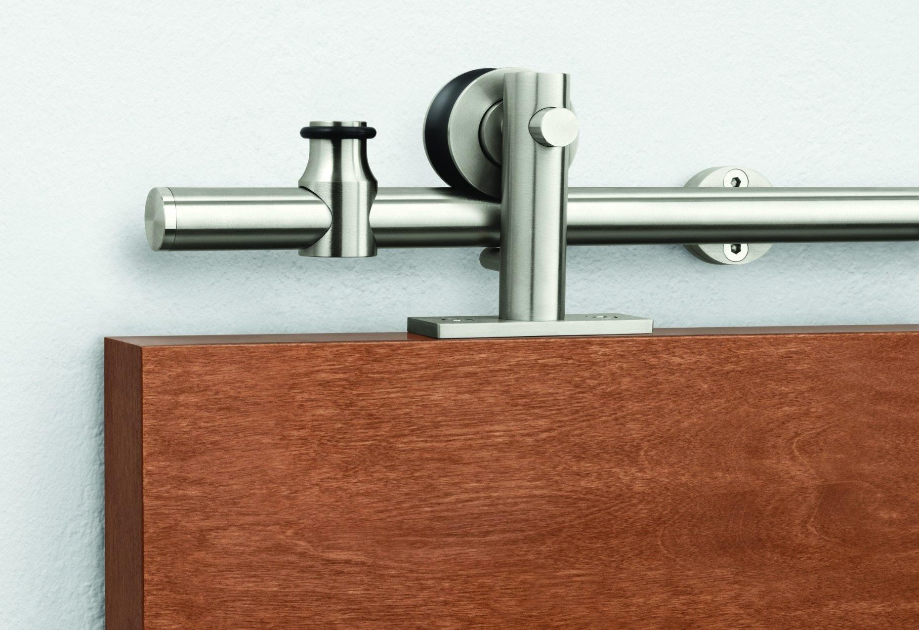 Pemko Sliding Door Steel Track And Hardware1860 X 1275
