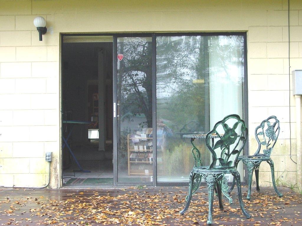 Security Pocket Sliding Glass Doors