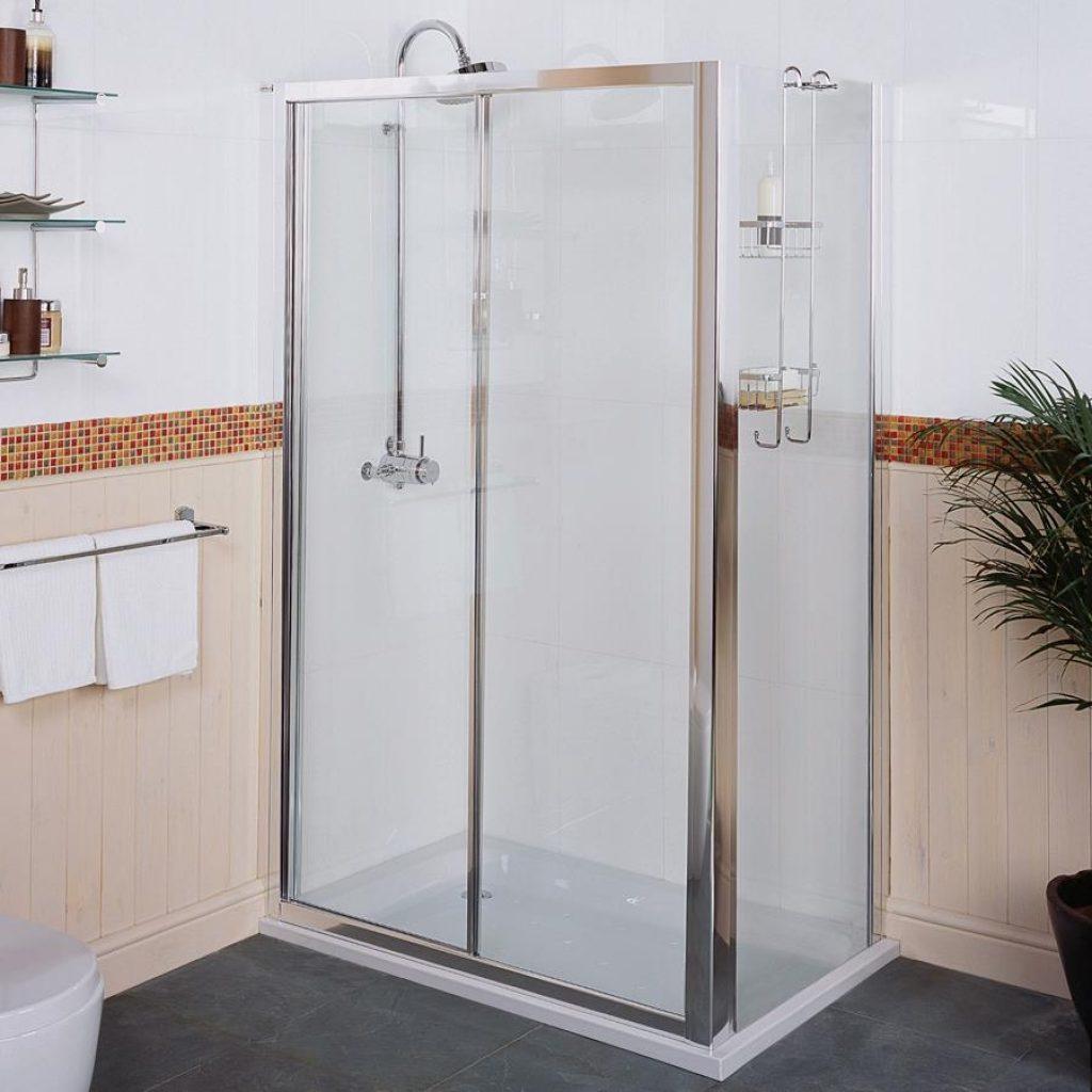 Shower Enclosures With Sliding Doorscollage sliding doors shower enclosure roman showers