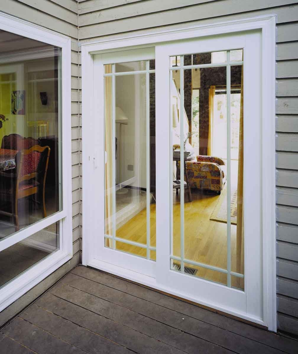 Single Sliding Glass Patio DoorSingle Sliding Glass Patio Door