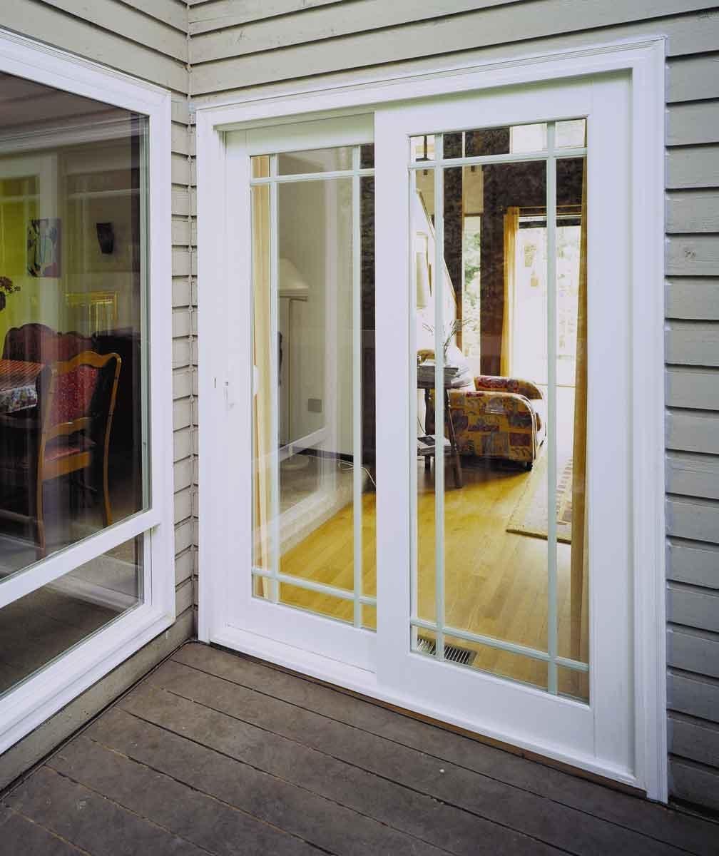 Single Sliding Glass Patio Door Sliding Doors