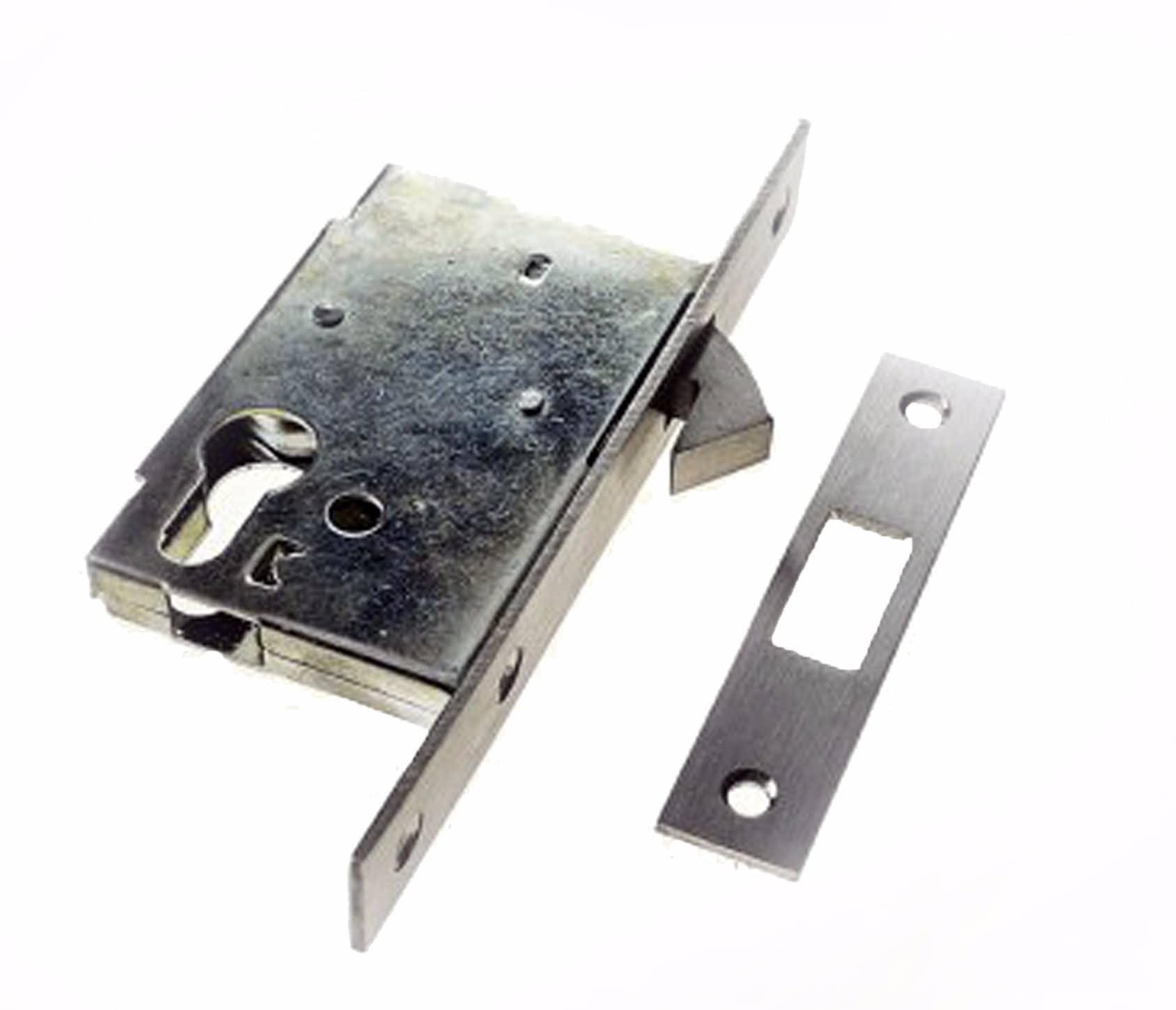 Slide Locks For Metal Doors
