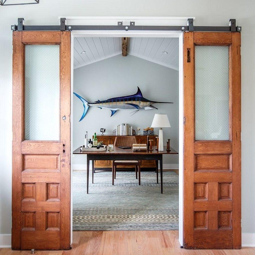 Sliding Barn Doorssliding barn door double decor furniture fantastic ideas for