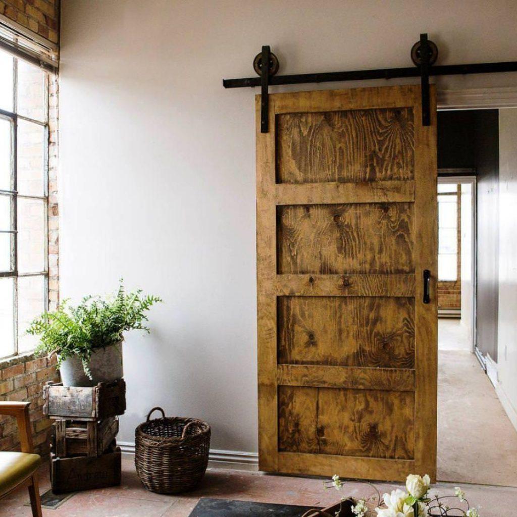Sliding Carriage Doors Interiorinside sliding doors