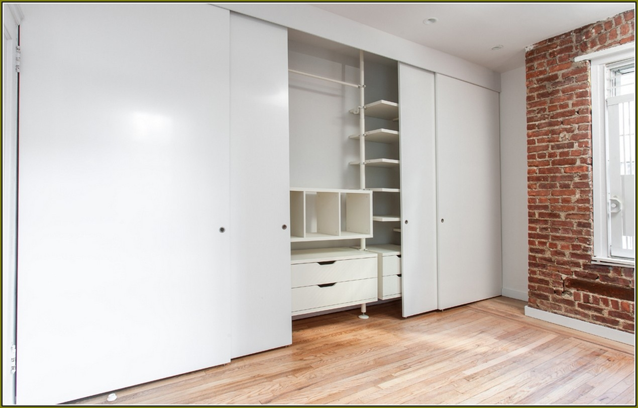 Sliding Door Closet Ideas1270 X 814