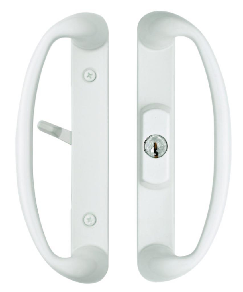Sliding Glass Door Key Lock Handle | Sliding Doors