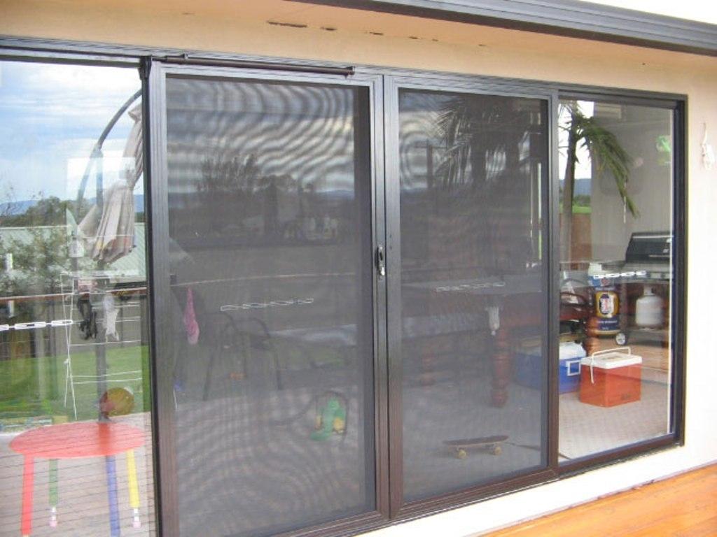 Sliding Glass Door Screen AlternativesSliding Glass Door Screen Alternatives