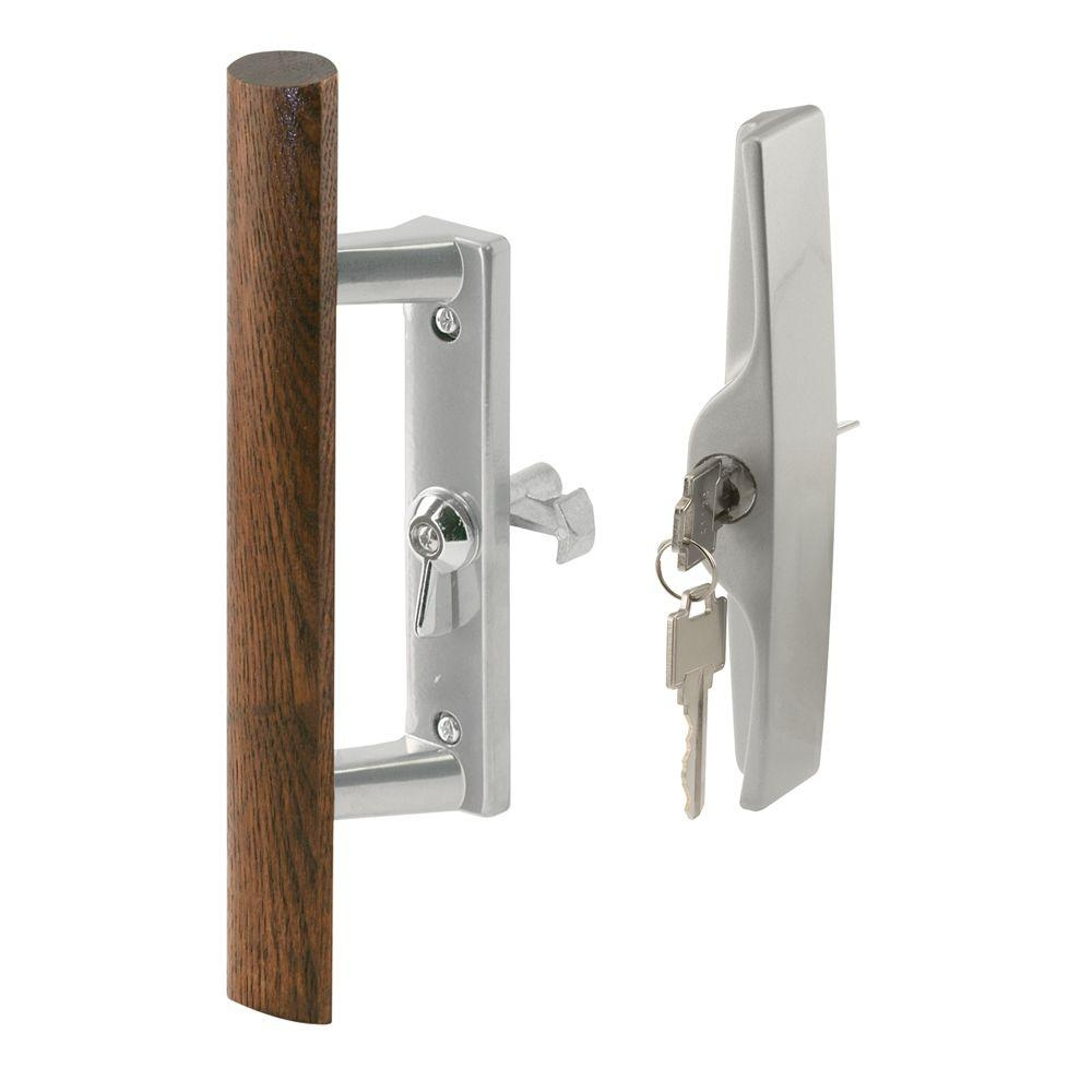 Sliding Glass Patio Door Internal Locking Handles