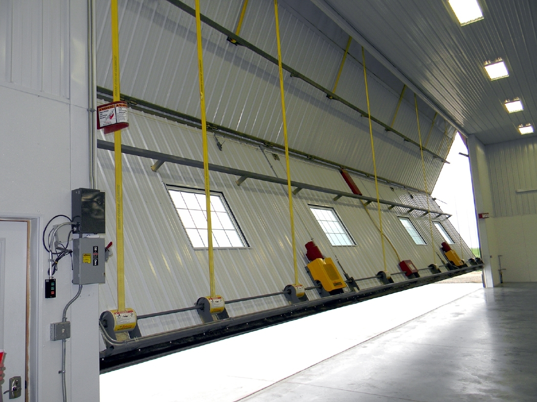 Sliding Hangar Door Seals1098 X 821