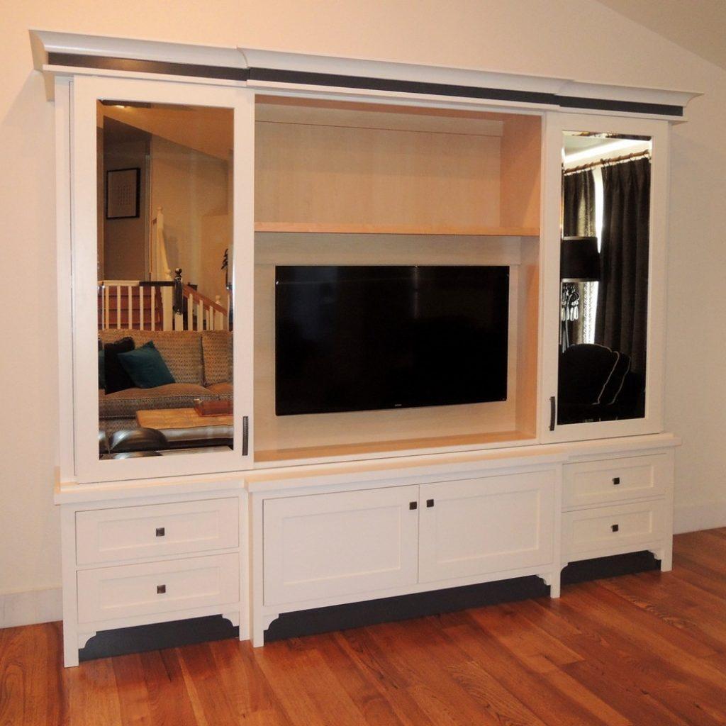 Tv Cabinet With Sliding Doorstv media cabinetry unique design cabinet co best home