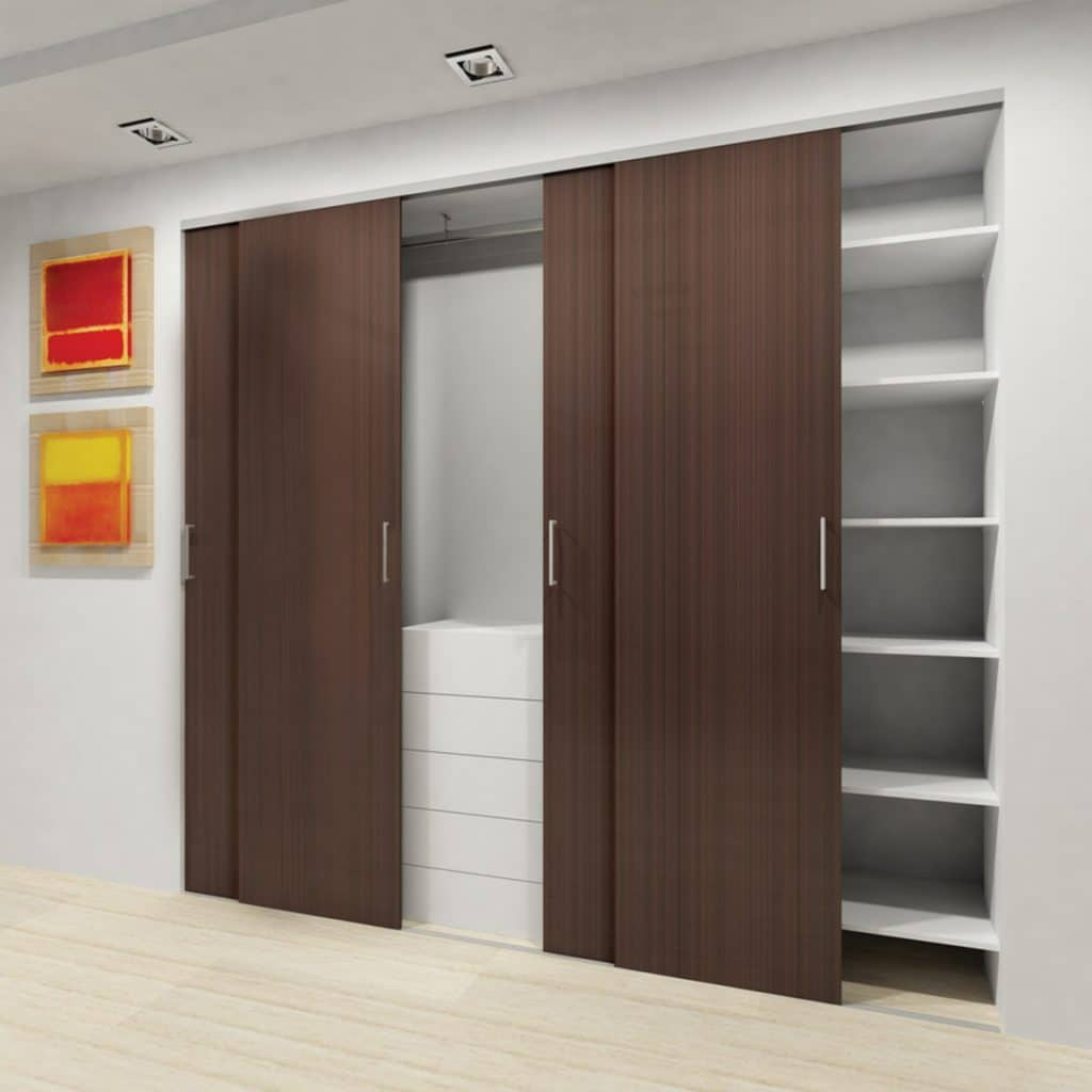 Types Of Sliding Closet Doors