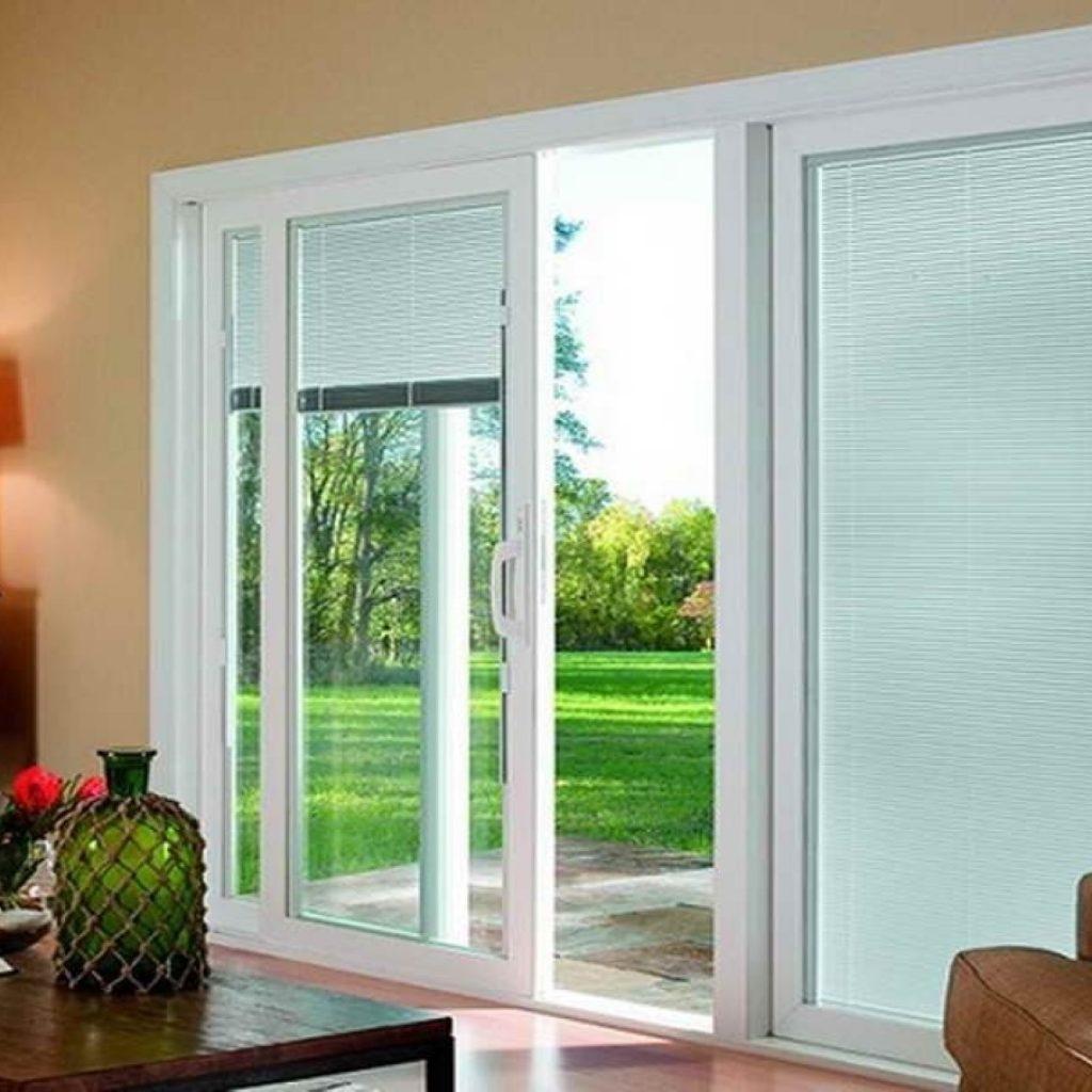 Ways To Cover Sliding Glass Doors1209 X 907