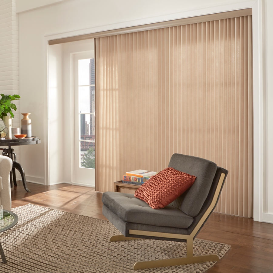 Window Curtains For Sliding Doors