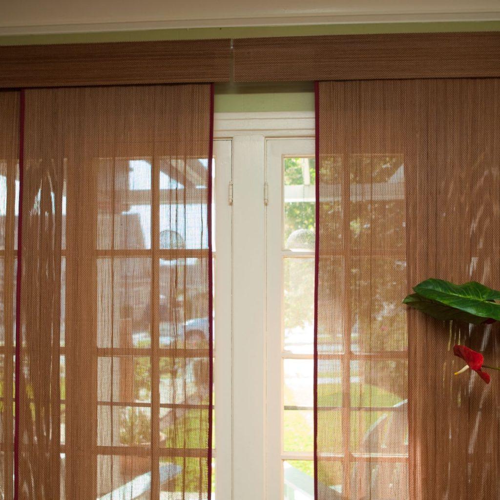 Woven Wood Blinds For Sliding Glass Doors1934 X 1342