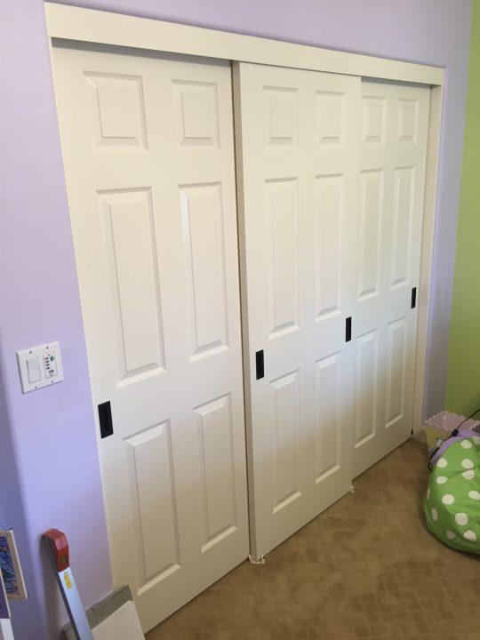 Permalink to 3 Door Track For Sliding Doors