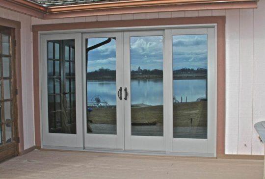 96 Inch Wide Sliding Patio Doors