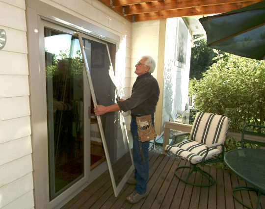 Permalink to Adjusting Sliding Screen Door
