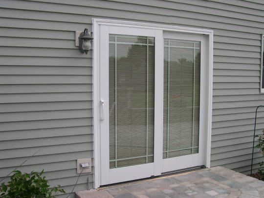 Permalink to Andersen Sliding Doors With Blinds Inside