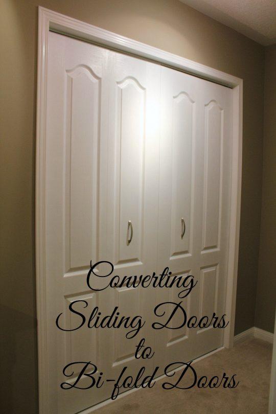 Permalink to Bifold Or Sliding Closet Doors
