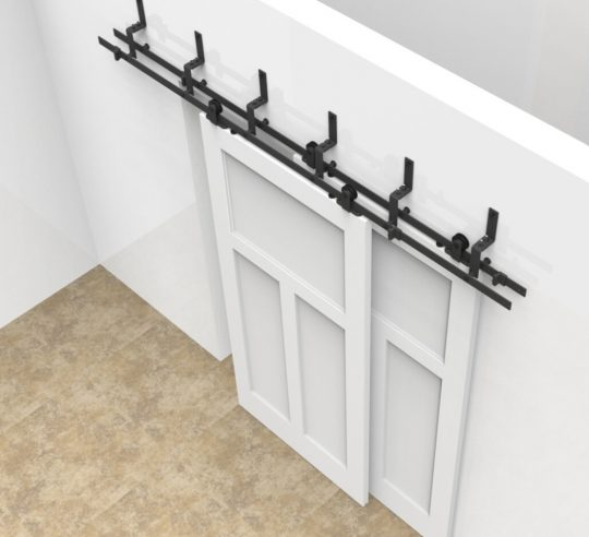 Permalink to Bypass Sliding Closet Door Hardware