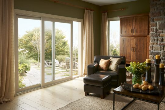 Permalink to Center Sliding Glass Doors