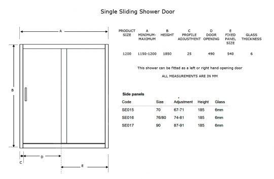 Permalink to Common Sliding Glass Door Sizes
