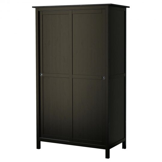 Permalink to Computer Armoire With Sliding Doors