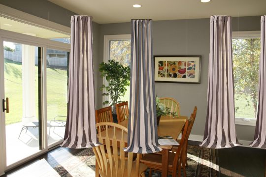 Permalink to Curtain Ideas For Big Sliding Doors