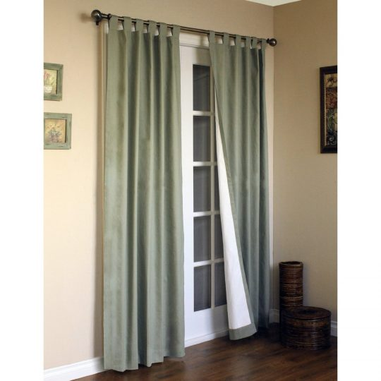 Permalink to Curtains Sliding Glass Doors Bedroom