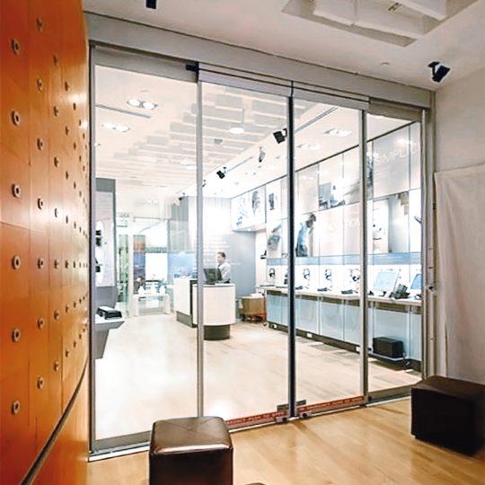 Permalink to Dorma Sliding Glass Doors Internal