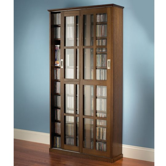 Permalink to Dvd Cabinets With Sliding Doors