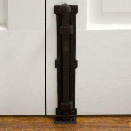 Permalink to Floor Mounted Sliding Door Lock