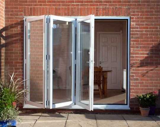 Permalink to Folding Sliding Patio Doors Oak