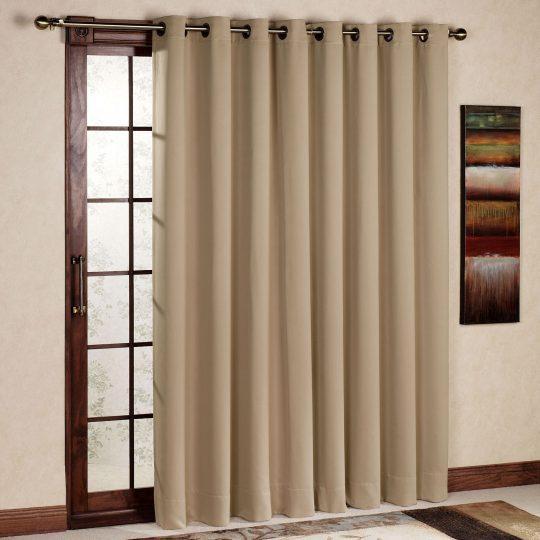 Permalink to Grommet Drapes For Sliding Glass Doors