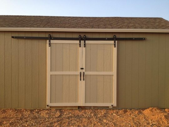 Permalink to Hardware For Exterior Sliding Barn Doors