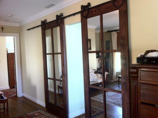 Permalink to Interior Sliding Barn Doors For Homes