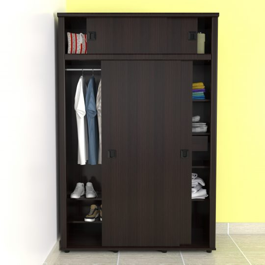 Permalink to Inval Sliding Door Armoire