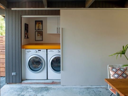 Permalink to Laundry Room Cabinets With Sliding Doors