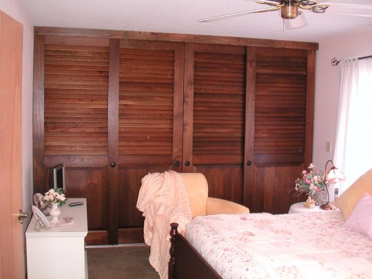 Permalink to Louvered Sliding Doors