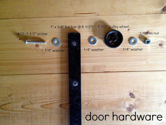Permalink to Make Sliding Barn Door Hardware