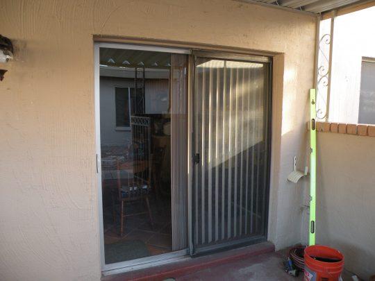 Permalink to Metal Framed Sliding Glass Doors