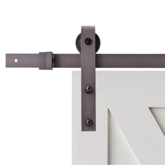 Permalink to Metal Sliding Door Track Set