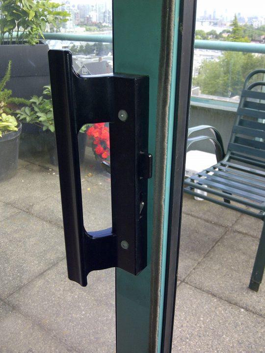 Permalink to New Handle For Sliding Glass Door