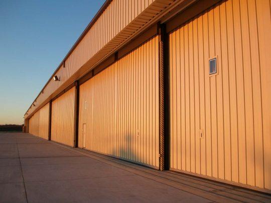 Permalink to Norco Sliding Hangar Doors