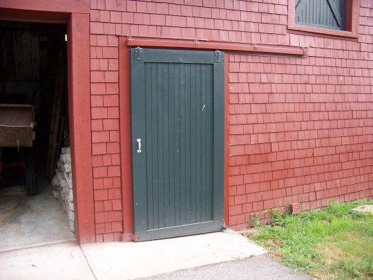 Permalink to Outside Sliding Door Hardware
