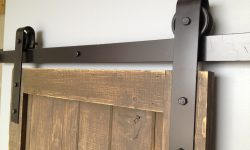 Real Sliding Barn Door Hardware