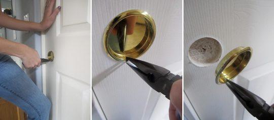 Permalink to Recessed Sliding Closet Door Handles
