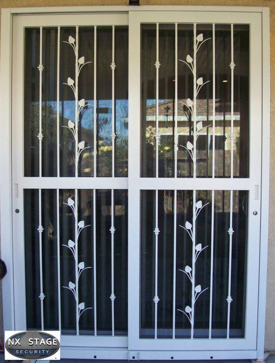 Permalink to Security Screen Door For Sliding Glass Door